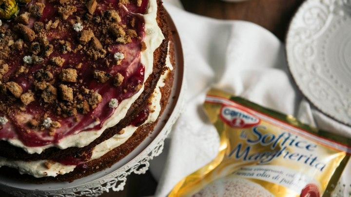 #RicetteInGranelli ·Una torta Margheritaspeciale
